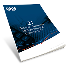 21 Commonly Overlooked Tax Deductions and Credits for 2021 Download