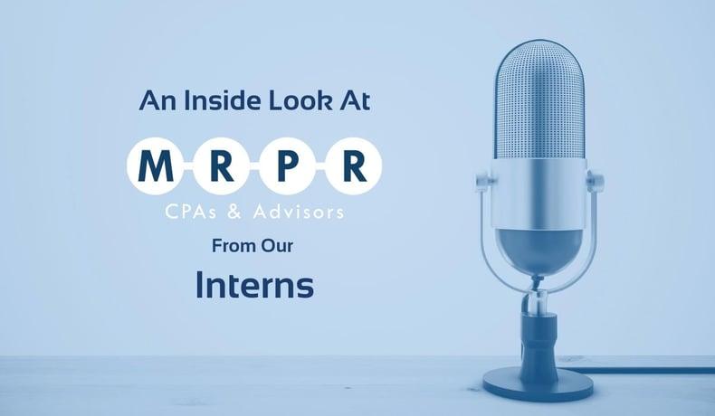 Interns blog