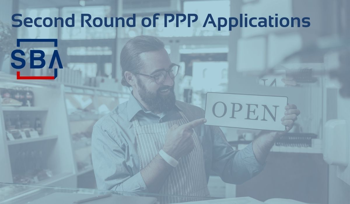 MRPR Blog -  SBA Opens Second Round of PPP Applications