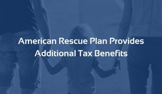 MRPR Blog - American Rescue Plan