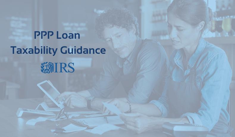 MRPR Blog - IRS Issues PPP Loan  Taxability Guidance
