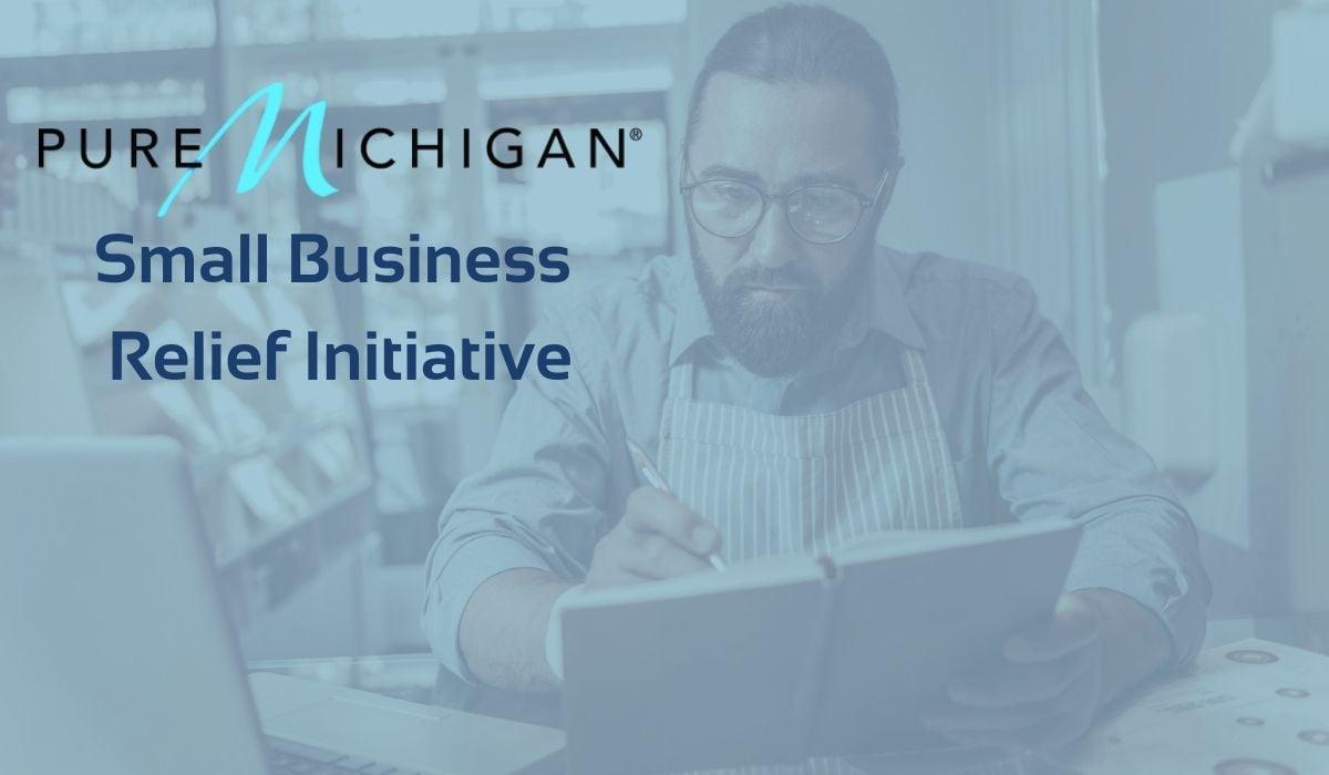 MRPR Blog - Pure Michigan small business Relief Initiative