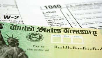 United States Treasury Tax Documents