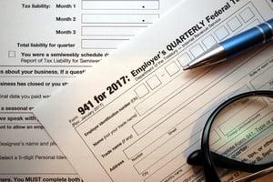 New Tax Form 941