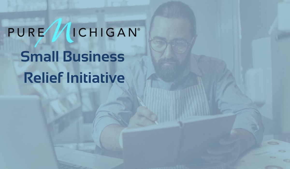 Pure Michigan Small Business Relief Initiative